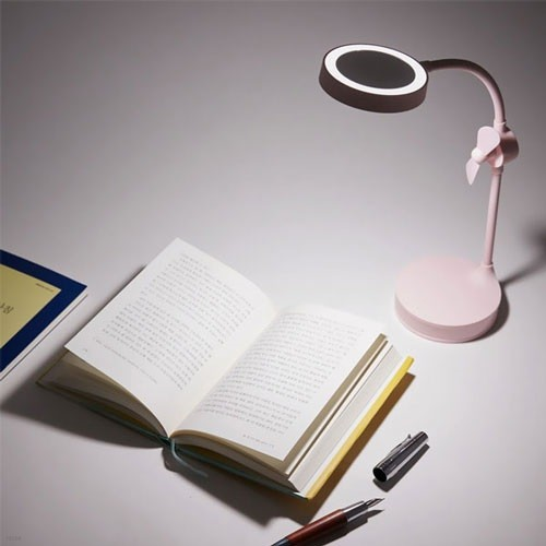 LED스탠드 화장 거울조명 선풍기 IM20 독서등 무드등