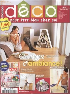 Maison Deco (격월간) : 2012년 No.22