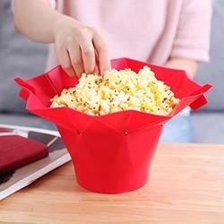 팝콘메이커 웨이브쿠커 전자렌지 용기 간편조리 요리