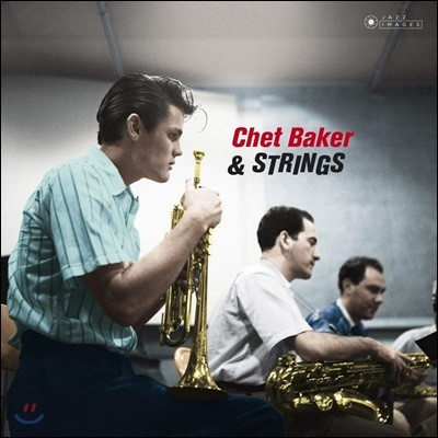 Chet Baker (쳇 베이커) - Chet Baker & Strings [LP]
