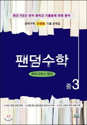 팬덤수학 피타고라스 정리 중3