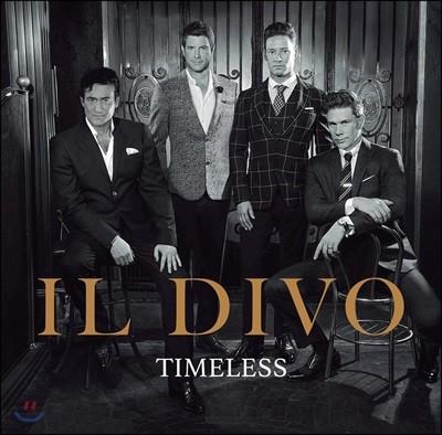 Il Divo - Timeless 일 디보 데뷔 15주년 기념 앨범