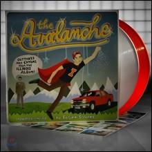 Sufjan Stevens (수프얀 스티븐스) - Avalanche [해치백 오렌지 & 아발란체 화이트 컬러 2 LP]