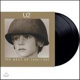 U2 - The Best Of 1980-1990 유투 1988년 첫 공식 베스트 앨범