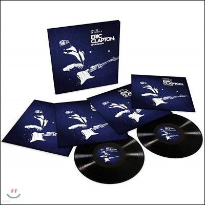 에릭 클랩튼 다큐멘터리 영화음악 (Eric Clapton: Life In 12 Bars OST) [4LP]