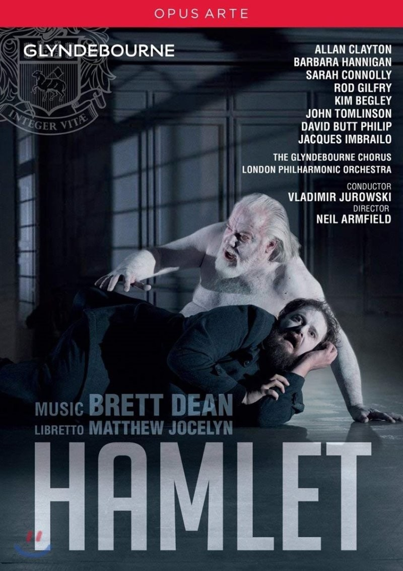 Allan Clayton / Vladimir Jurowski 브렛 딘: 햄릿 (Brett Dean: Hamlet)