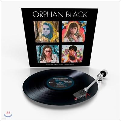 오펀 블랙 드라마음악 (Orphan Black OST) [LP]