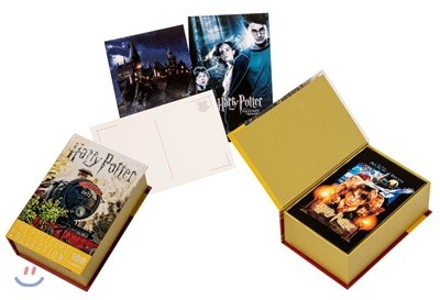 Harry Potter : The Postcard Collection