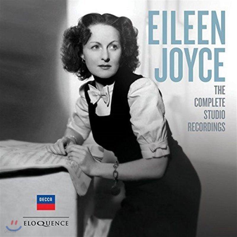 에일린 조이스 스튜디오 레코딩 전집 (Eileen Joyce - The Complete Studio Recordings)