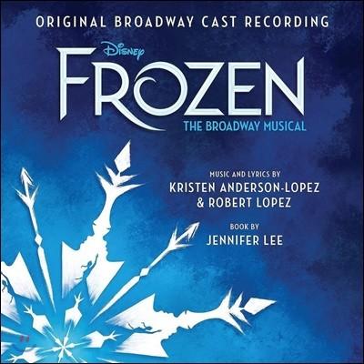 겨울왕국: 브로드웨이 뮤지컬 음악 [오리지널 캐스트 레코딩] (Frozen: The Broadway Musical Soundtrack)
