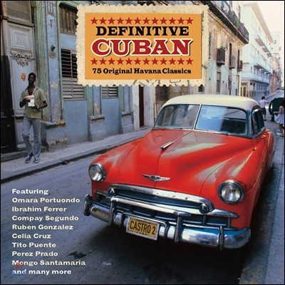 쿠바 음악 모음집 (Definitive Cuban)