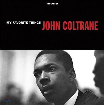 John Coltrane (존 콜트레인) - My Favorite Things [LP]