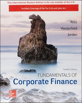 Fundamentals of Corporate Finance, 12/E