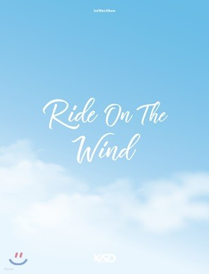 카드 (Kard) - 미니앨범 3집 : Ride On The Wind'