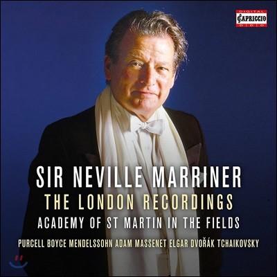 네빌 마리너 - 아카데미 오브 세인트 마틴 인 더 필즈 시절 녹음집 (Neville Marriner - The London Recordings 1990-1994)