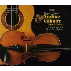 Gyorgy Terebesi 파가니니: 바이올린과 기타를 위한 작품집