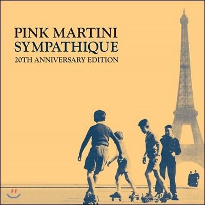 Pink Martini - Sympathique 핑크 마티니 데뷔 앨범 발매 20주년 기념