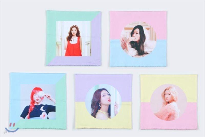 Red Velvet (The Velvet) - 쿠션커버