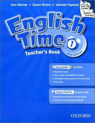 English Time 1 : Teacher's Book