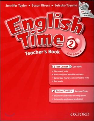 English Time 2 : Teacher's Book