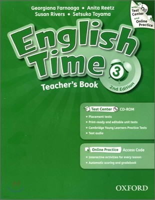 English Time 3 : Teacher's Book
