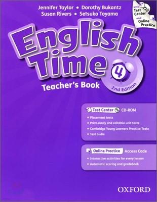 English Time 4 : Teacher's Book