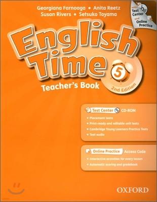 English Time 5 : Teacher's Book