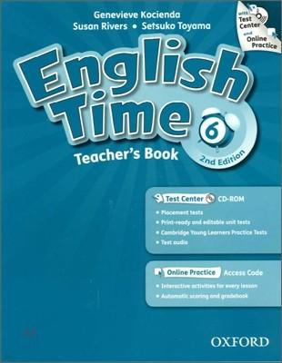 English Time 6 : Teacher's Book