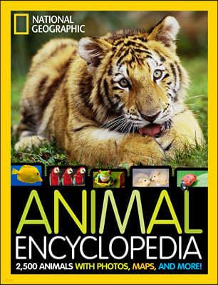 National Geographic Animal Encyclopedia