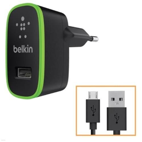 [벨킨]마이크로5핀 충전기 2.1A USB-1포트
