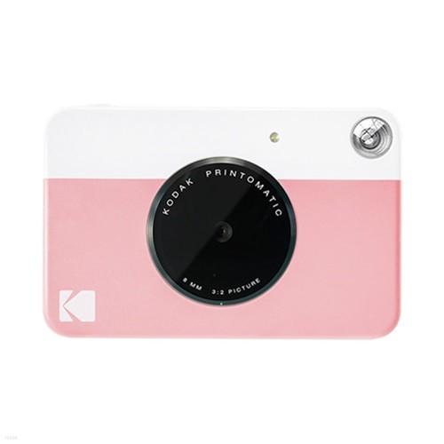 코닥 디지털 즉석 카메라 PRINTOMATIC 핑크