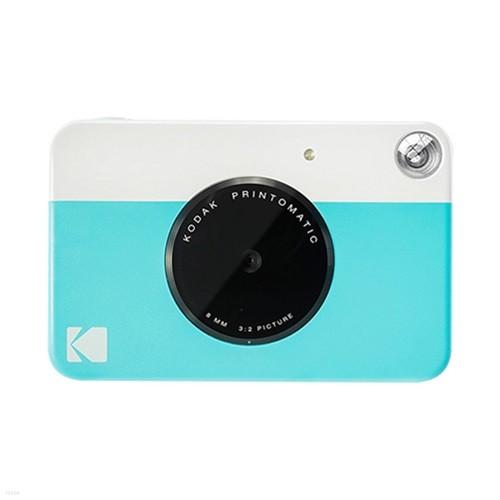 코닥 디지털 즉석 카메라 PRINTOMATIC 블루