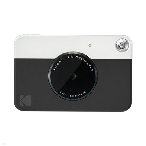 코닥 디지털 즉석 카메라 PRINTOMATIC 블랙