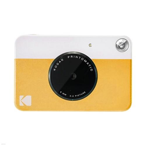 코닥 디지털 즉석 카메라 PRINTOMATIC 옐로우