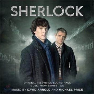 BBC 셜록 시리즈 2 드라마 음악 (Sherlock: Original Television Soundtrack Music From Series Two OST)