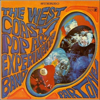 The West Coast Pop Art Experimental Band - Part One 웨스트 코스트 팝 아트 익스페리멘탈 밴드 2집 [LP]