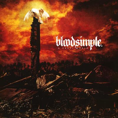 Bloodsimple (블러드심플) - A Cruel World [오렌지 & 골드 믹스 컬러 LP]