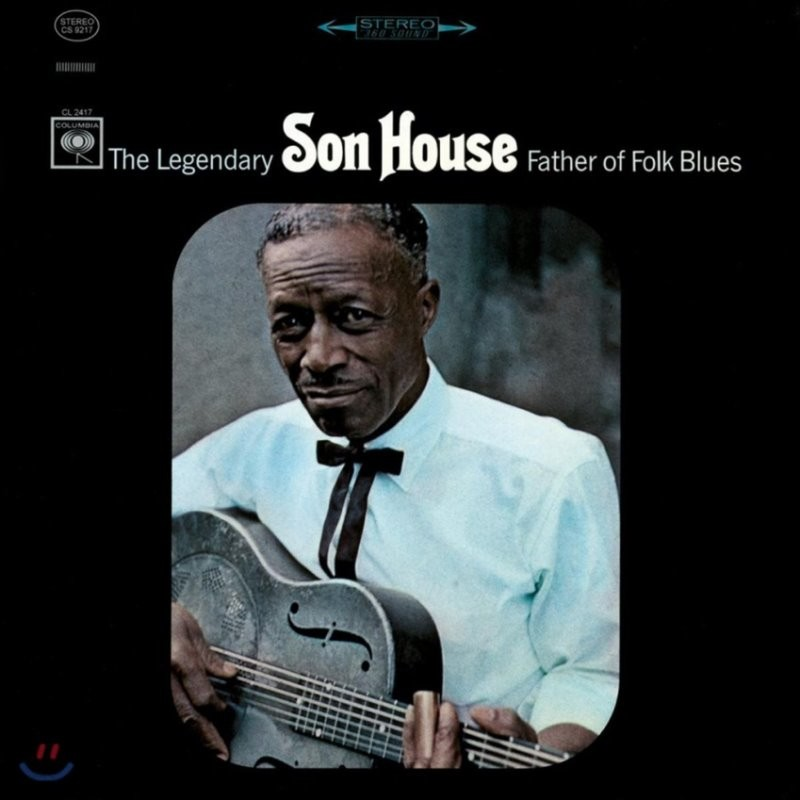 Son House (선 하우스) - Father Of Folk Blues [LP]