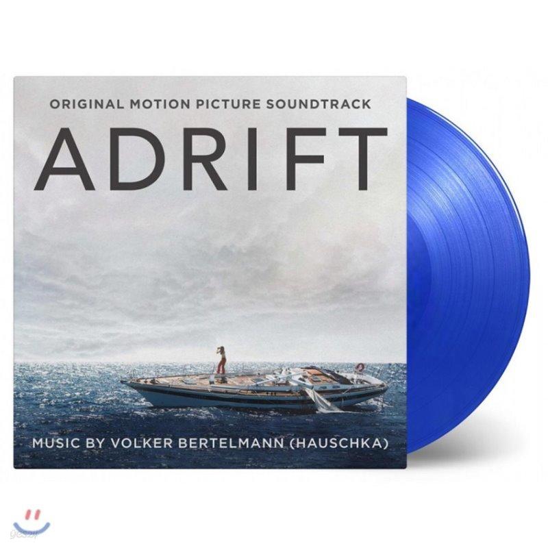 어드리프트 영화음악 (Adrift OST by Volker Bertelmann [Hauschka]) [투명 블루 컬러 LP]