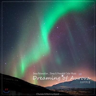 천시아 & 봄눈별 - 오로라의 꿈
