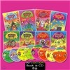 Seriously Silly Colour 8�� Set (Paperback(8)+Audio CD(8))