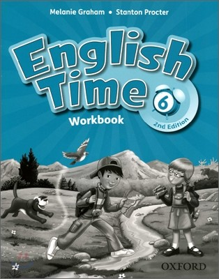 English Time 6 : Workbook