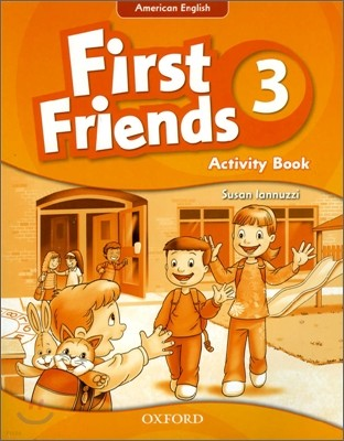 First Friends 3 : Activity Book