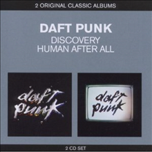 Daft Punk - 2 Original Classic Albums (Discovery + Human After All)(2CD)