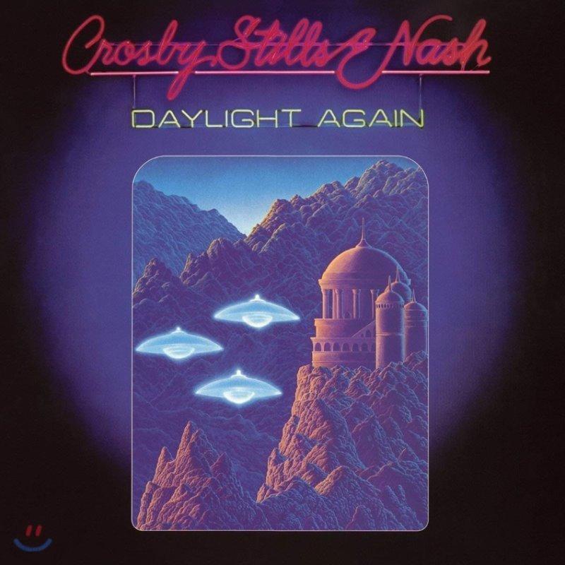 Crosby, Stills & Nash (크로스비, 스틸스, 내쉬) - Daylight Again [LP]