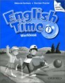 English Time 1 : Workbook with Online Practice Pack