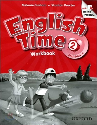 English Time 2 : Workbook with Online Practice Pack