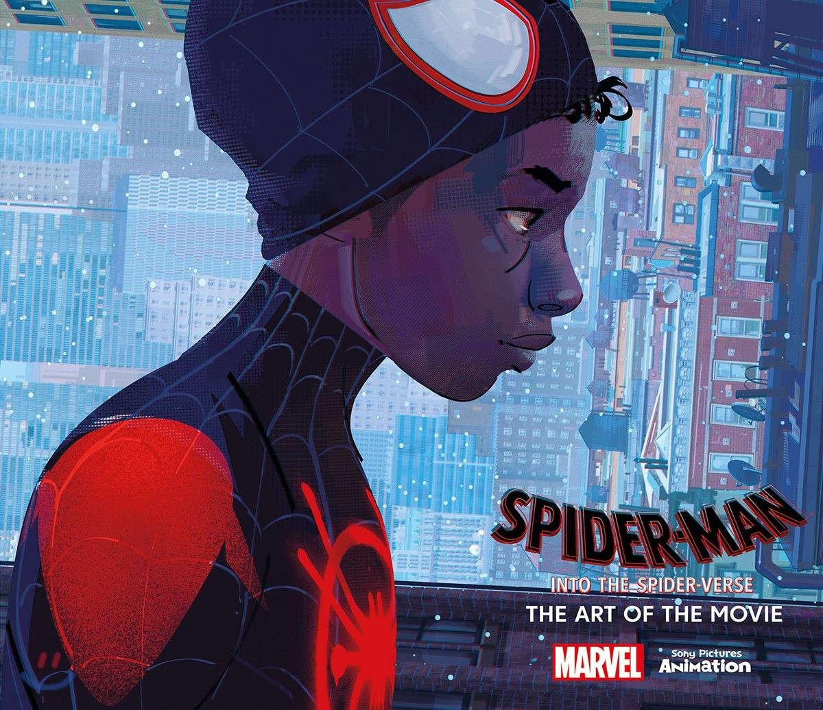 Spider-Man : Into the Spider Verse : The Art of the Movie : 스파이더맨 : 뉴 유니버스 공식 컨셉 아트북