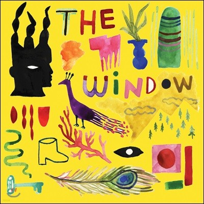 Cecile McLorin Salvant (세실 맥로린 살반트) - The Window [2LP]