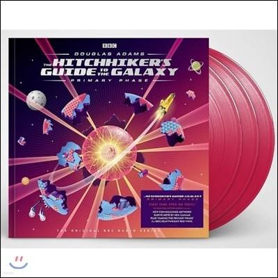 은하수를 여행하는 히치하이커를 위한 안내서 영화음악 (Hitchhikers Guide To The Galaxy: Primary Phase OST) [핑크 컬러 3LP]